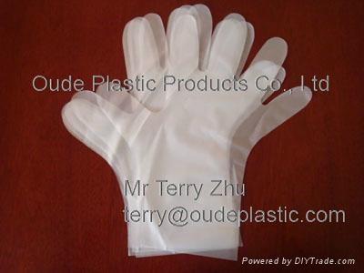 Disposable TPE Gloves 3