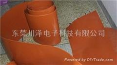 东莞川泽硅胶电热片