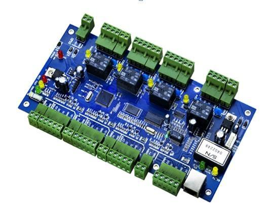 JLD204S-N   工业级四门单向门禁控制器 1