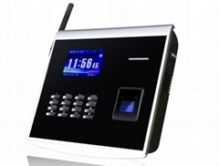 JLD-9028(GPRS)    (GPRS)指纹门禁考勤一体机