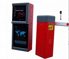 TCP/IP停車場系統