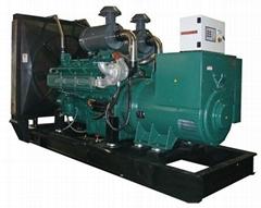 裕财无锡动力系列柴油发电机