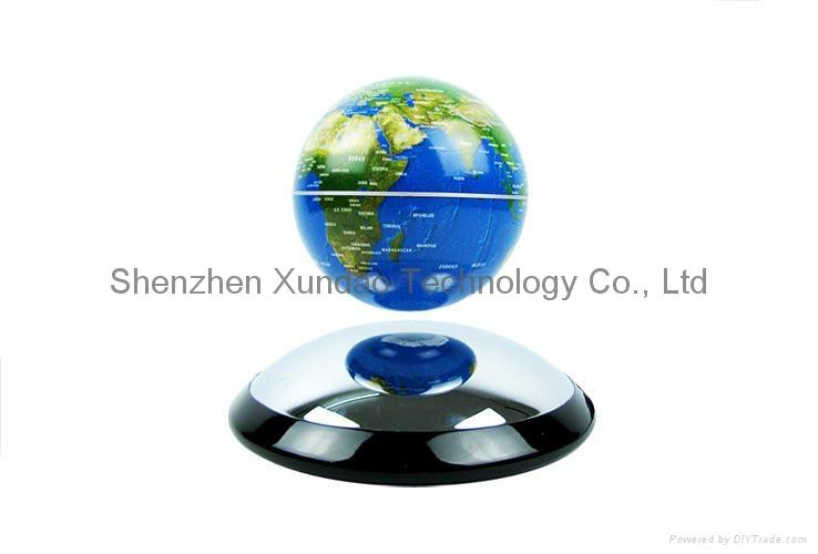 Magnetic Floating Globe 1