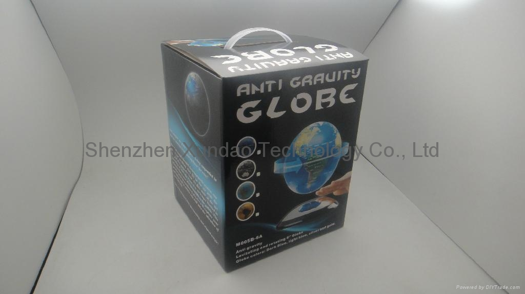 Magnetic Floating Globe 5