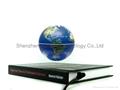 "Magnetic Levitation  Globe3"""
