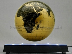 Magnetic Levitation Globe8""