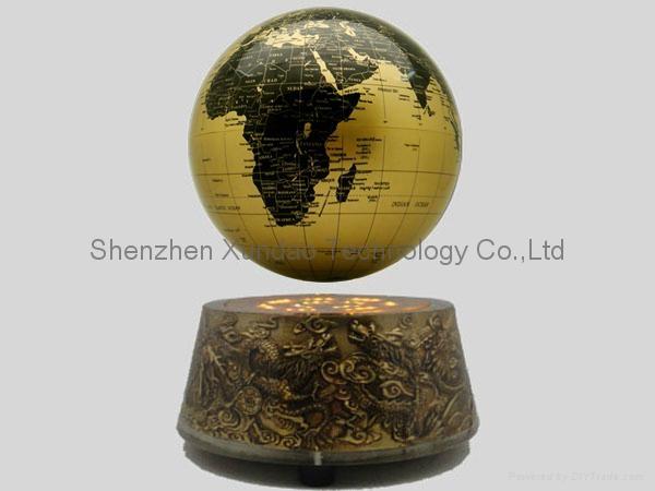 "Magnetic Levitation Globe8"" 1"