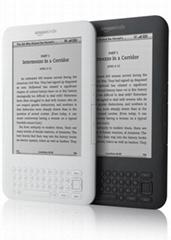 亚马逊电子书 Kindle 3