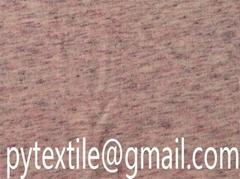 Bamboo Fabric Heather Jersey 100%Organic Cotton