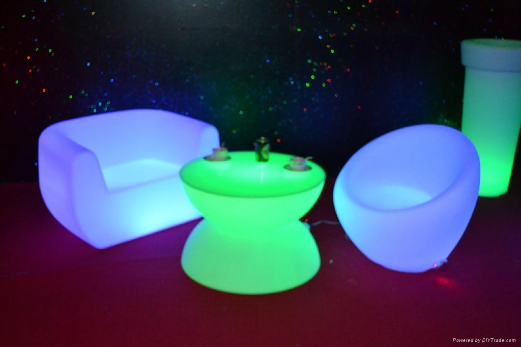 Led Bar Cocktail Table Ls9130 Lush China Manufacturer