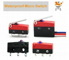 Waterproof micro switch