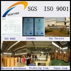 Anhui Newtime Adhesive Products Co., Ltd.