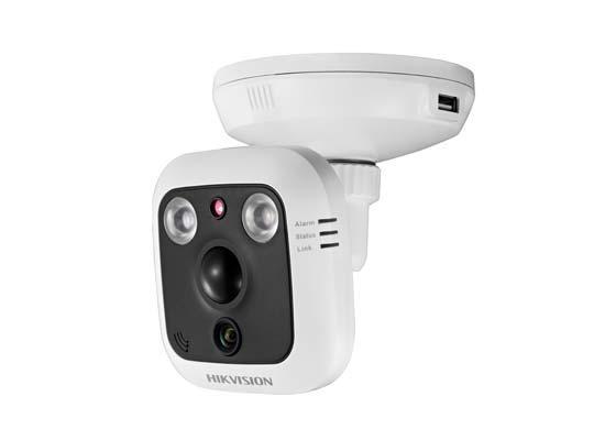 多功能报警型网络摄像机 1