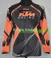 KTM motorcycle jersey MTB offroad ATV MX riding cycling bicycle motorbike 2