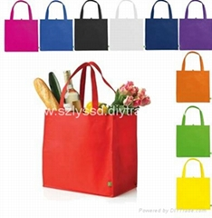 Professional Design Nonwoven Tote Bag for Shopping