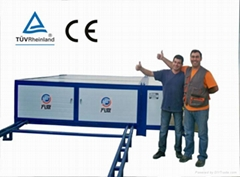 EVA/New PVB/TPU Glass Laminating Machine CE approved