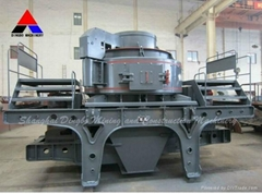 Efficient sand making machine used in Africa