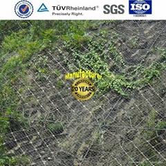优质柔性SNS边坡防护网