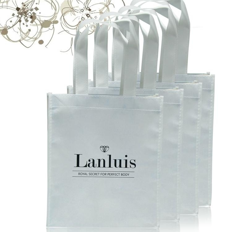Stylish laminated non woven shopping bag  5