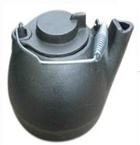 Cast iron cookware - tea pot