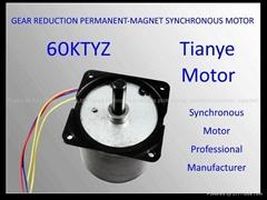 Synchronous Motor 60KTYZ LAMINATION MACHINE MOTOR