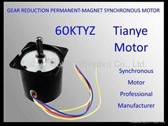 Permanent Magnet Motor 59TYD SPEED CUSTOMIZED