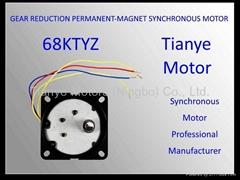Controlled Motor 68KTYZ