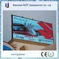 P10 advertising full color outdoor led