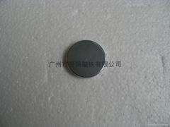 供應D10*1mm鍍鋅釹鐵硼磁鐵