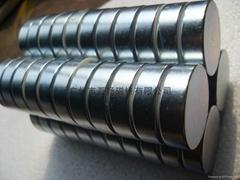 供應D2*3mm環保鍍鋅釹鐵硼磁鐵