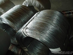 Black iron wire exporter anping china