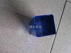 6061氧化方管鋁合金