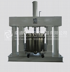 Hydraulic Discharge System