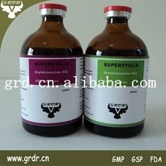 Oxytetracycline HCL Injection 10%