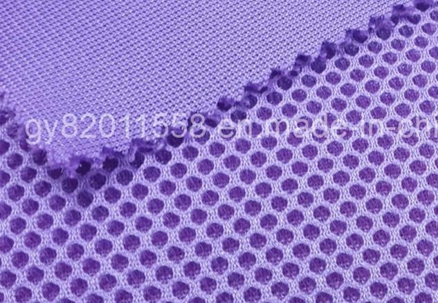100% DTY Polyester Air Mesh Fabric 1
