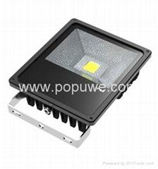 LED Floodlight 50W toughened glass IP65