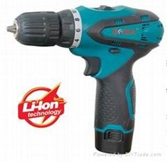 cordless li-lon drill