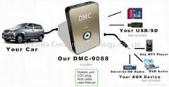 Car CD Changer USB/SD/AUX in interface DMC9088