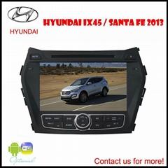 Hyundai IX 45 8inch car