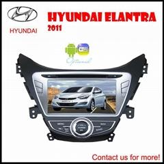 Hyundai elantra2011 8inc