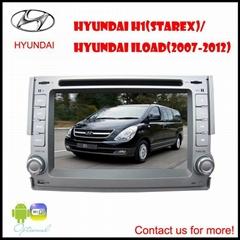 Hyundai H1 6.2inch car d