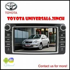 Toyota universal6.2inch