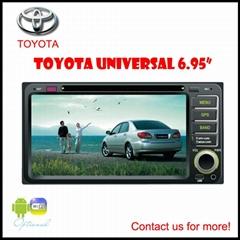 Toyota universal 6.95inc