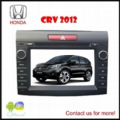 HONDA CRV2012 car dvd bl