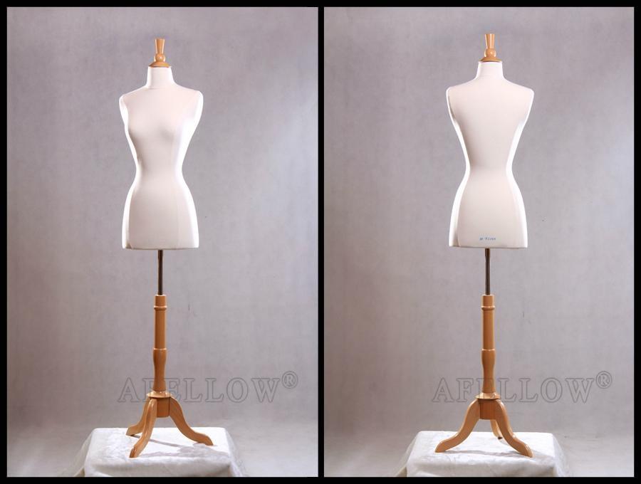 Fabric Female Dress Form 4