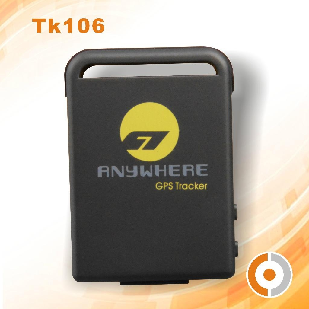 mini gps tracker gsm gprs with long battery life tk106. Black Bedroom Furniture Sets. Home Design Ideas