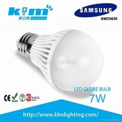 LED球泡燈-7W調光LED球泡燈