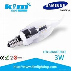 LED燈具—LED蠟燭燈3W
