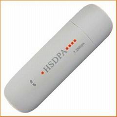 7.2Mbps USB HSDPA Modem