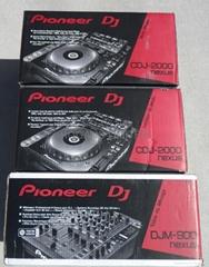 DJ MIxer Original Pio - neer CDJ-2000 NXS Bundle